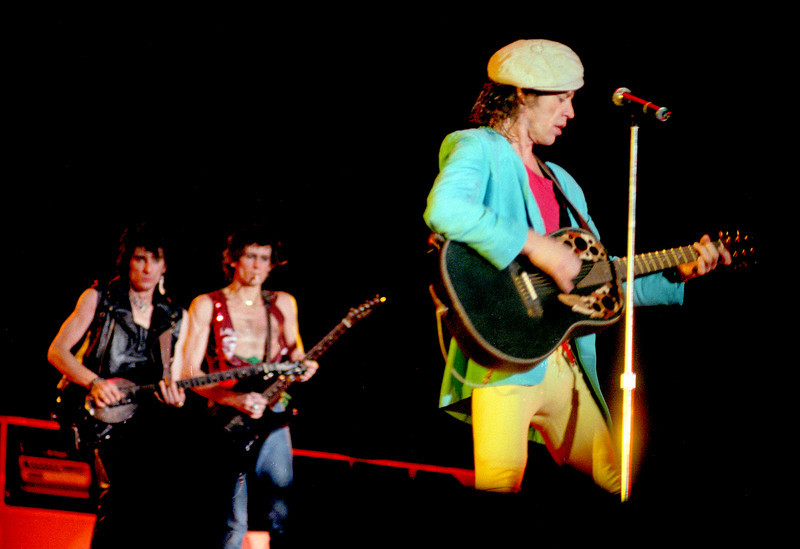 More Rolling Stones 1981